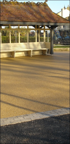Resin Bound Surfacing - Domestic