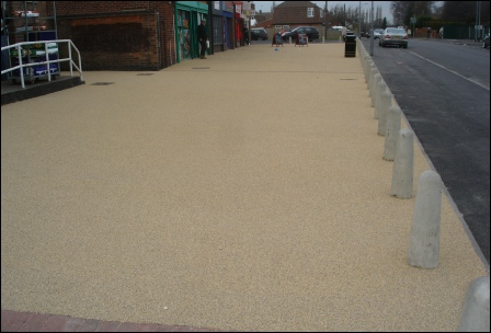Addabound Resin Bound Surfacing - Commercial